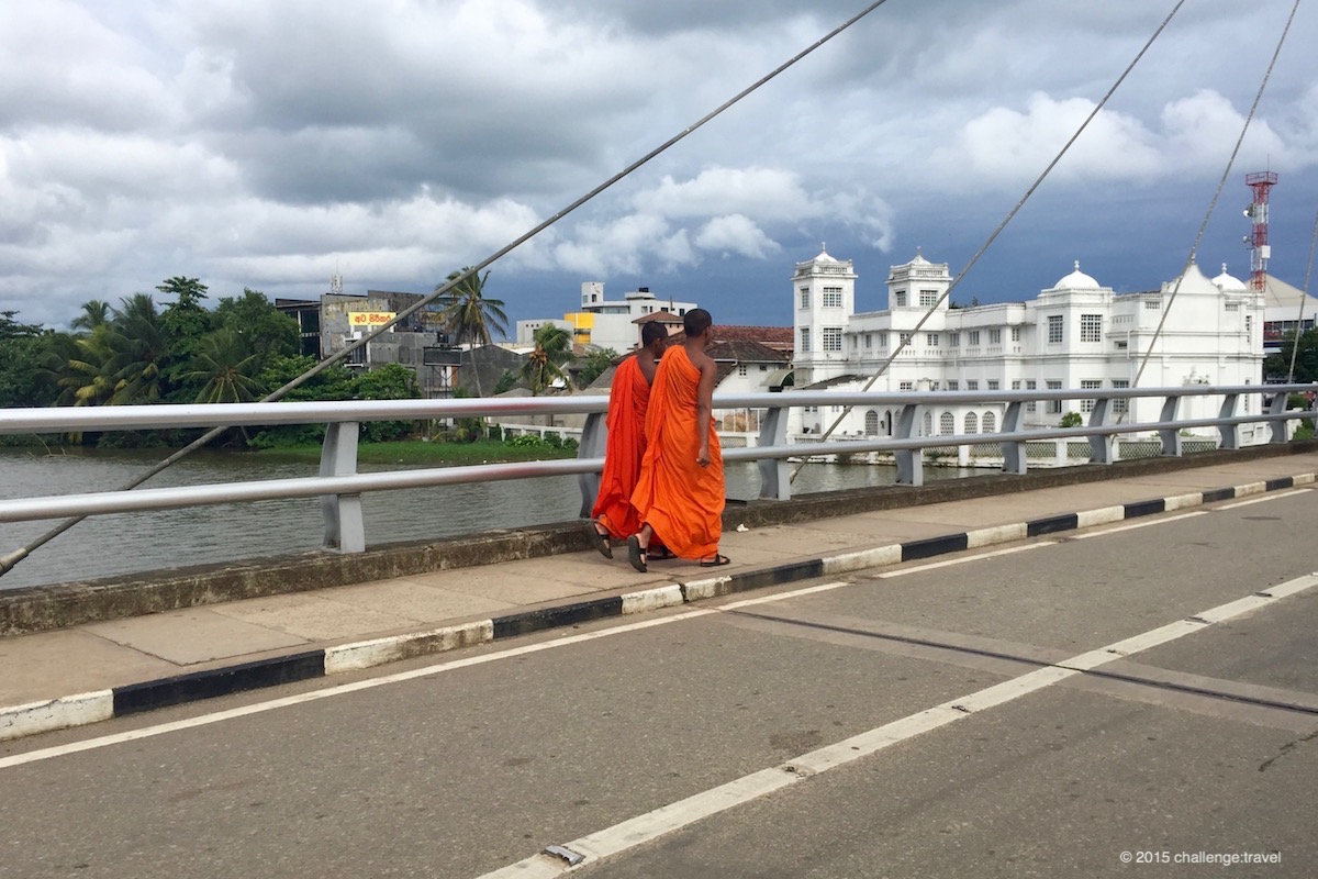Mahanama Bridge, Matara